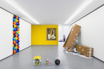 """""""Cauling All My Contemporaries... (To Come Burst My Bubble)"""", solo show by GRAHAM WILSON"""