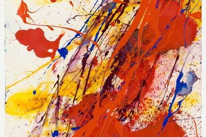 Sam Francis and Art of the Post-War Era