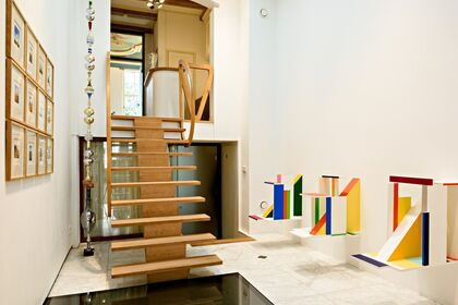 Making Things Happen: Young Artists in Dialogue III - Boris Chouvellon & Mengzhi Zheng