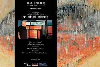 Michel Bizet at Pullman Dubai Deira City Center Hotel
