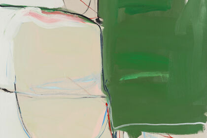 'Genius Loci - A Painterly Reponse by Henrietta Dubrey to Works by Peter Lanyon'