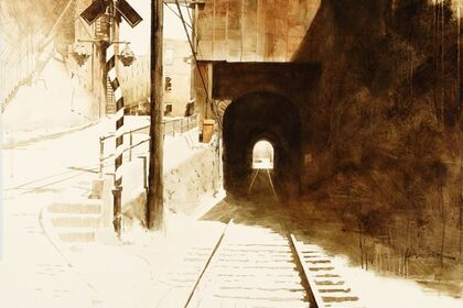 Charlie Hunter: Rail Town Noir