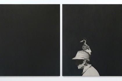 "Romina de Novellis & Joao Vilhena ""Disparition"""