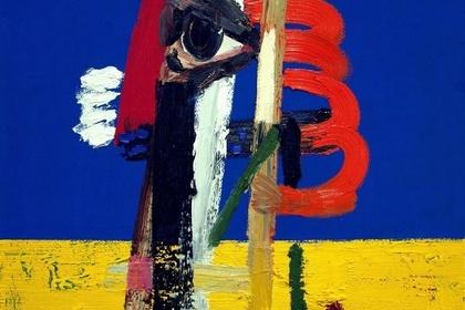 ERIK OLSON:  L.A. Paintings