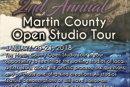 """Martin Artisan Guild """"Open Studio Tour"""""""