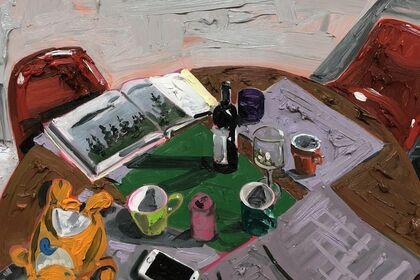 Analogue Paintings