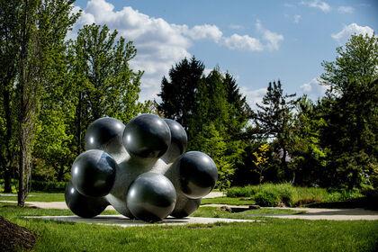 Masayuki Koorida: Sculpture