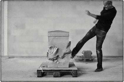 Erwin Wurm - Performative Sculptures
