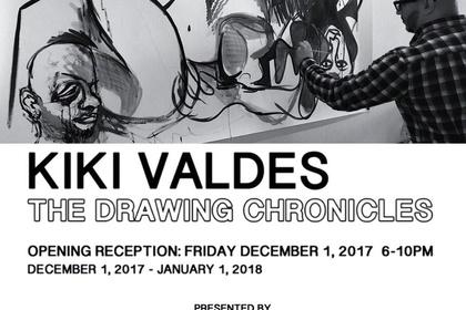 Kiki Valdes - The Drawing Chronicles