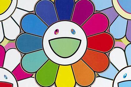Takashi Murakami - Flower Power
