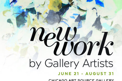 New Works by Gallery Artists