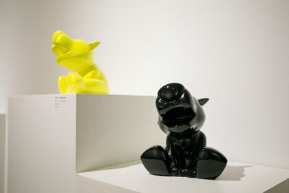 New Realease: Recent works by Poren Huang