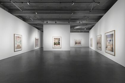 Candida Höfer, Time Places and Spaces