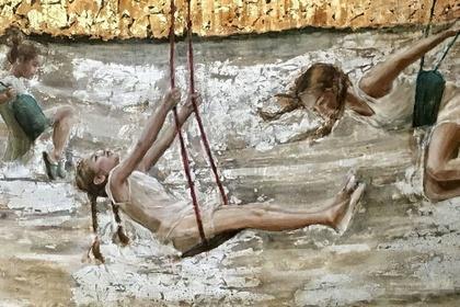 LOVE LIFE - Monika Krzakiewicz - Painting
