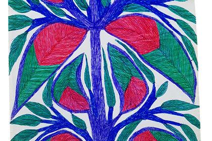 OUTSIDER ART IN IRAN
