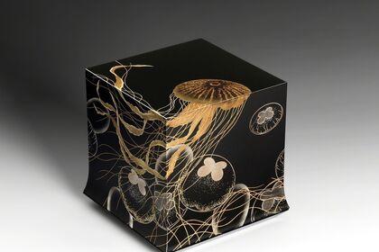 Lacquer Works by Yoshio Okada