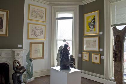 Masters of Modernism: The Paris Scene