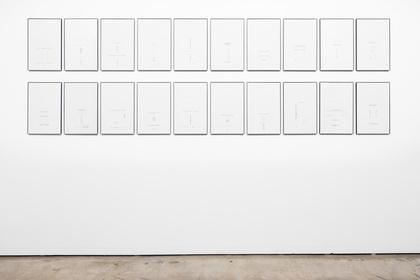 Jack Goldstein: Selectric Works
