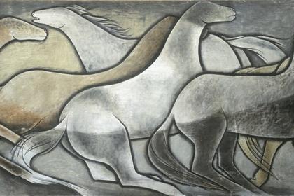 Stampede: Animals in Art