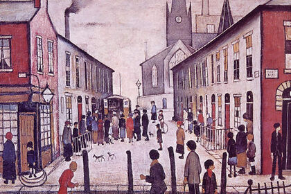 L.S. LOWRY - SIGNED LIMITED EDITIONS