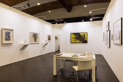 ART INFORMEL : LUXEMBOURG ART WEEK STAND A18 & AT THE GALLERY