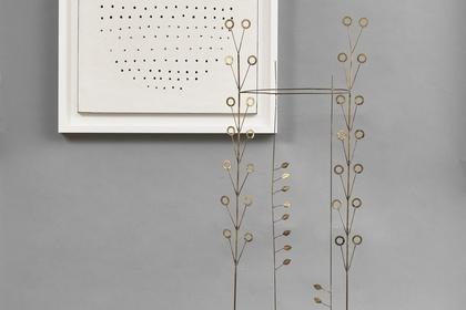 Fontana / Melotti: Angelic Spaces and Infinite Geometries