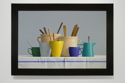 Janet Rickus: Recent Paintings