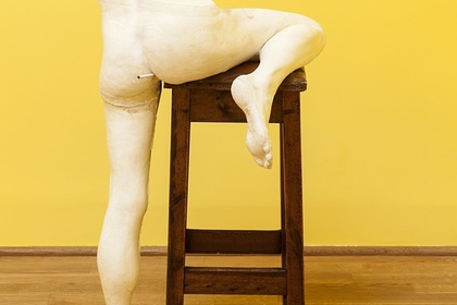 Sarah Lucas: Good Muse
