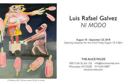 Luis Rafael Galvez: NI MODO