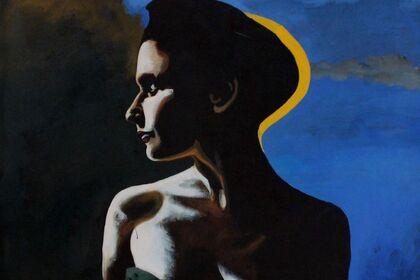 Antoni Fałat. Painting