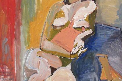 Eclat de Couleur, featuring works by Marius Bosc
