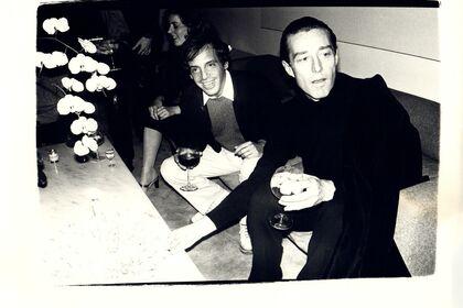 Dictatorship at the Door, Democracy on the Floor: Warhol at Studio 54