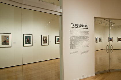 Jacob Lawrence: The Legend of John Brown