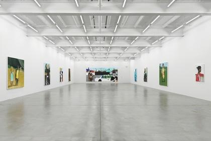 Henry Taylor, A Portrait Show