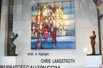 Artist in Highlight: CHRIS LANGSTROTH