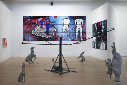 Excitement - An Exhibition by Rudi Fuchs