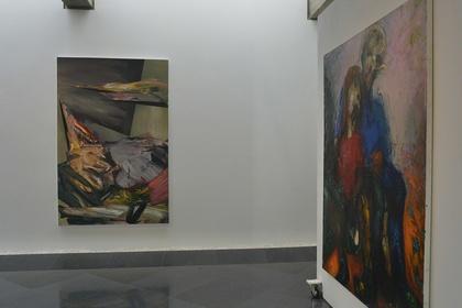 Dan Maciuca & Veres Szabolcs - The Flesh of Things. Un-painting the Romantics