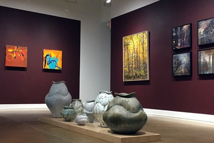 August Group Exhibition