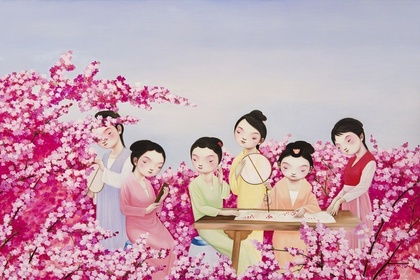 IDOL: New Works by Lin Hairong