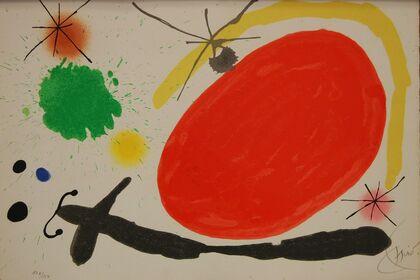 Joan Miro Exhibition