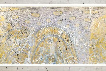 Judy Pfaff : Prints from the Raga series