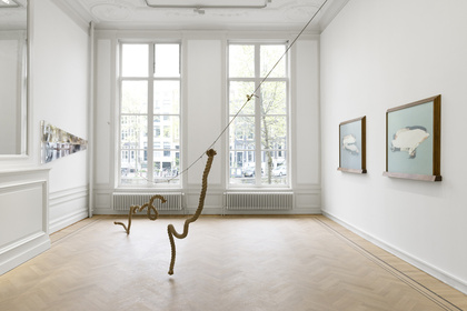 Bearable Lightness of Being |  Solo Exhibition Ger van Elk