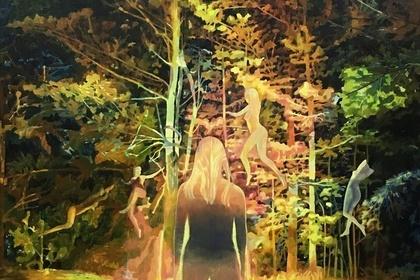 My Dream is a Cage - MO DI  Solo Exhibition