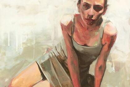 Michael Carson | New Works: Homage #VincentvanGogh