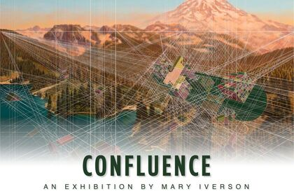 Mary Iverson: CONFLUENCE