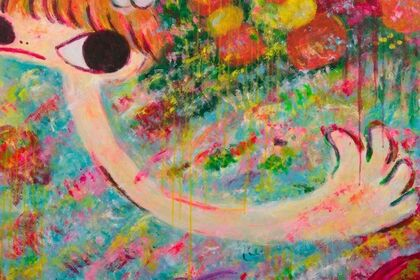 Ayako Rokkaku: Bright Wind, Another Step