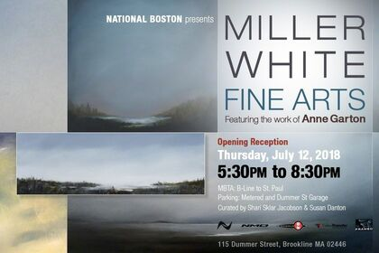 Miller White at National Boston