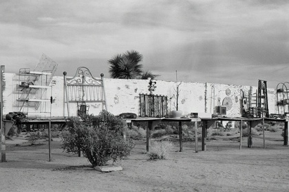 The Interior and the Exterior - NOAH PURIFOY