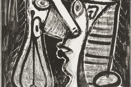 Picasso:  Inspiration of the Model and Muse