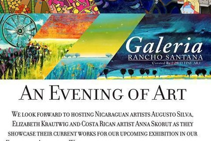 An Evening of Art